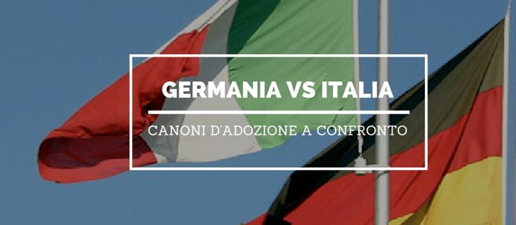 germania vs italia: canoni d'adozione a confronto