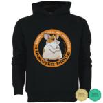 felpa uomo hamster pride