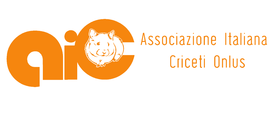 Logo Associazione Italiana Criceti Onlus