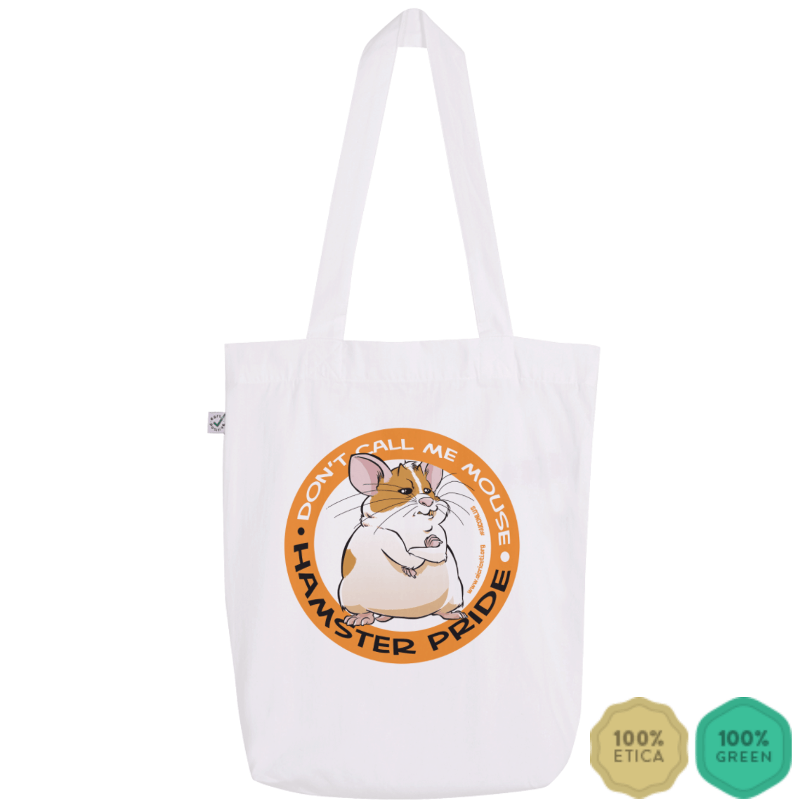 shopper hamster pride