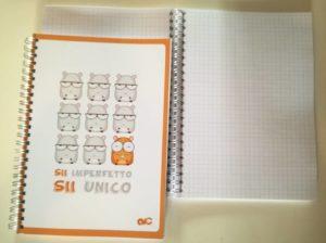 quaderno a quadretti